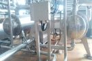 Beer and wine production line