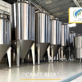 Tank chứa - Craft beer