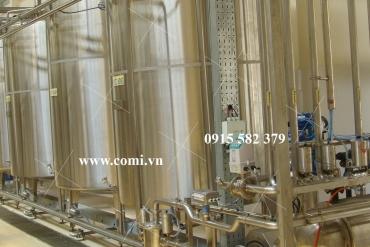 Bia Sài Gòn Bạc Liêu - Nhà máy bia