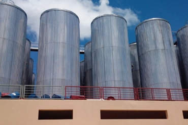 Supply of brewing system of Masan MHG brewery